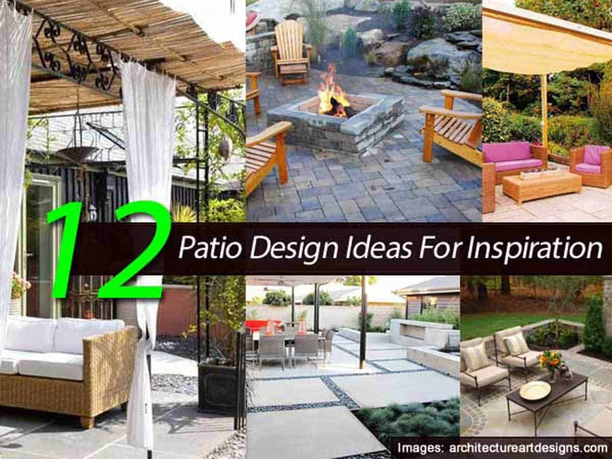 12 patio designs 10312015