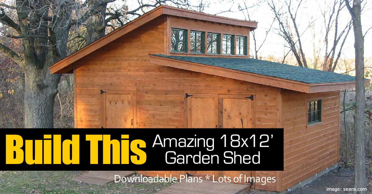 18 12 Garden Shed 093014
