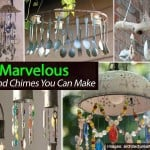 20 Marvelous Wind Chimes You Can Make