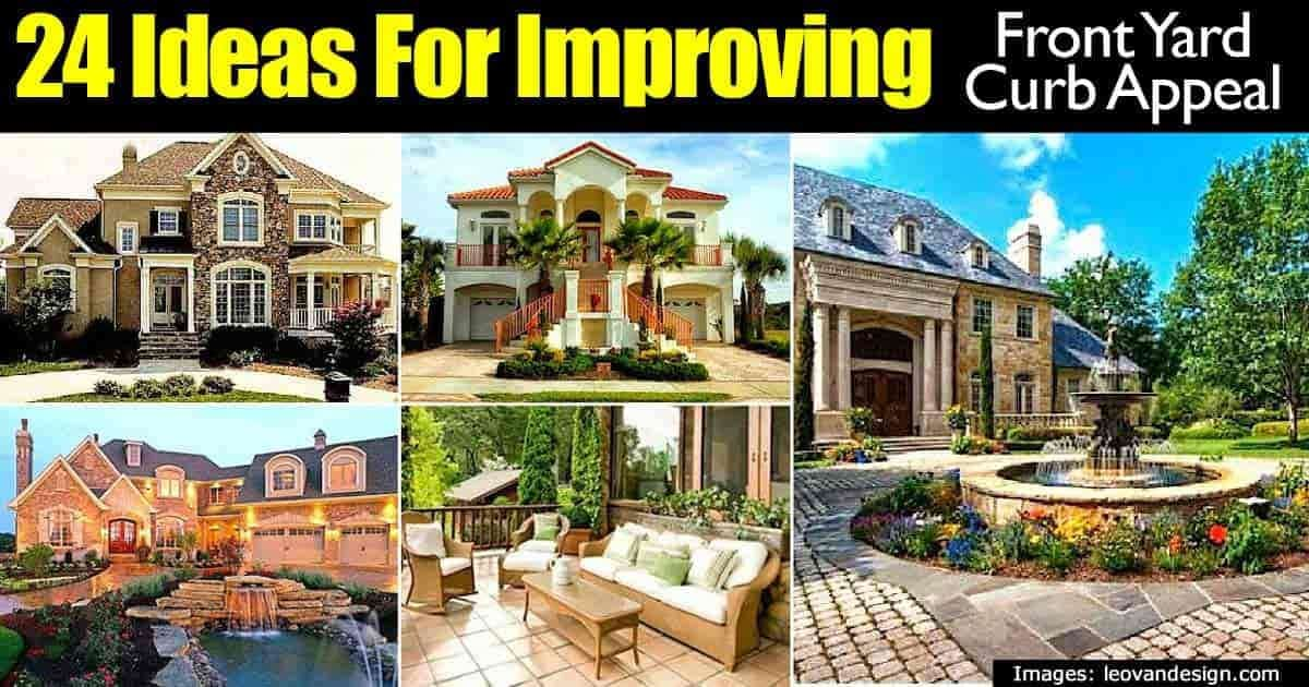 tips to add curb appeal to your home