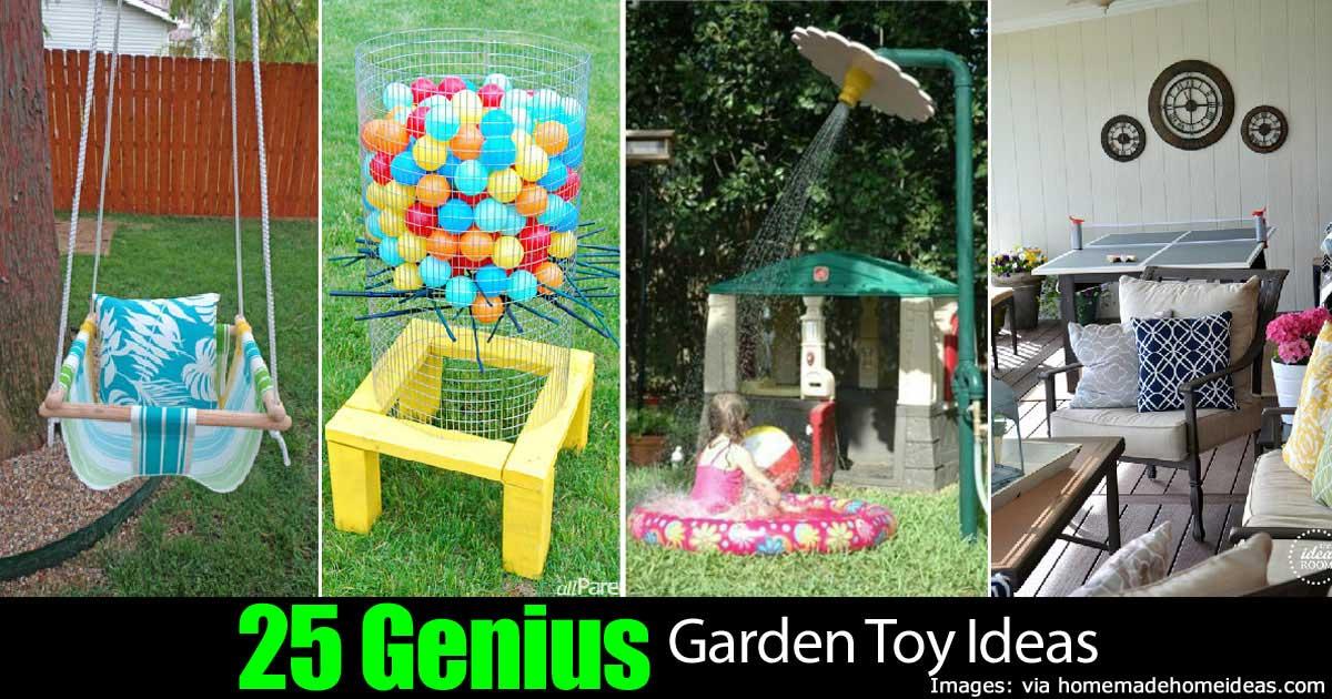 25 Genius Garden Toys 22820151046