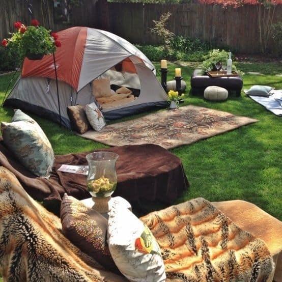 27 + Ideas To Make Your Backyard A Wonderful Hangout