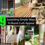 39 Surprisingly Simple Ways To Boost Curb Appeal