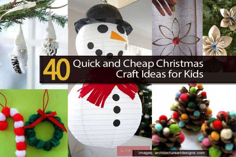 Cheap Christmas Craft Ideas For Kids Part - 35: Plant Care Today
