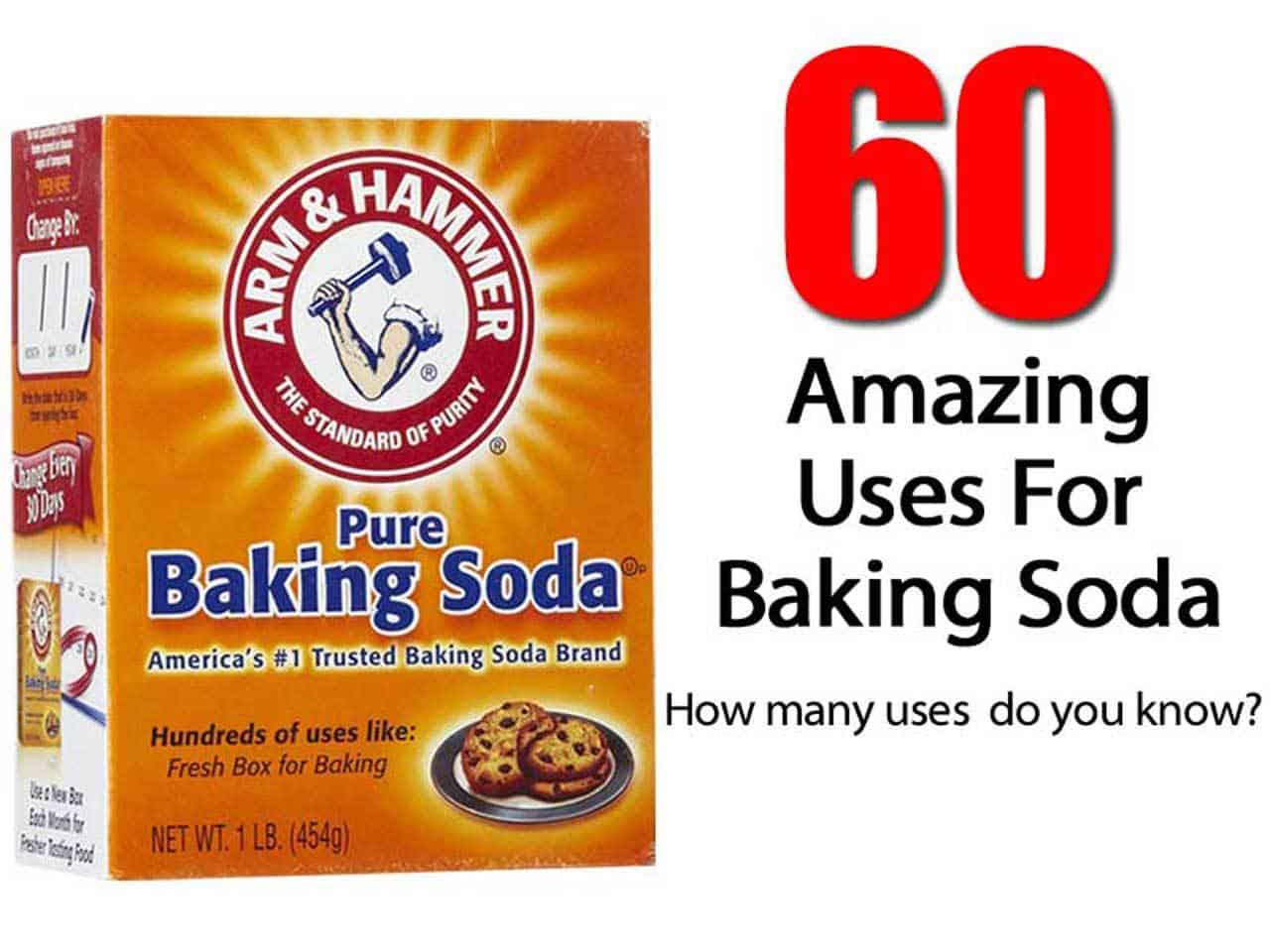 can i put baking soda in the washing machine