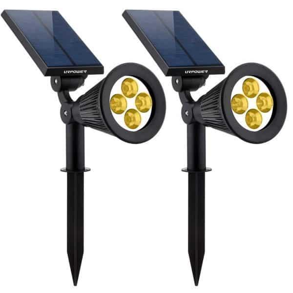 URPower Adjustable Solar Powered LED Light Review