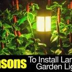 7 Reasons To Install Landscape Garden Lighting