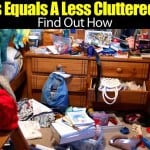 8 Week Plan To A Less Cluttered Home