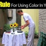 80/20 Rule For Using Color In Your Home