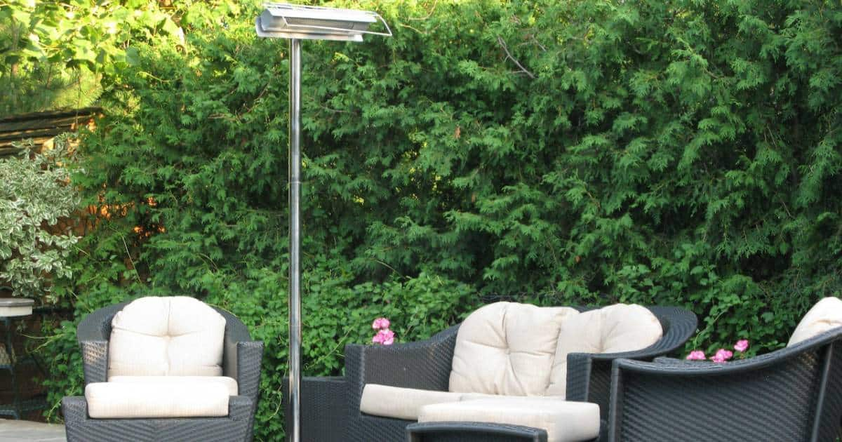 Best Outdoor Heating - Infrared Patio Heater