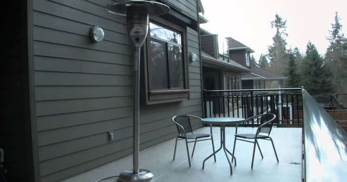 Enjoy Warmer Nights - Natural Gas Patio Heaters
