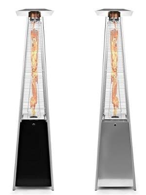 Thermo Tiki Deluxe Propane Outdoor Patio Heater