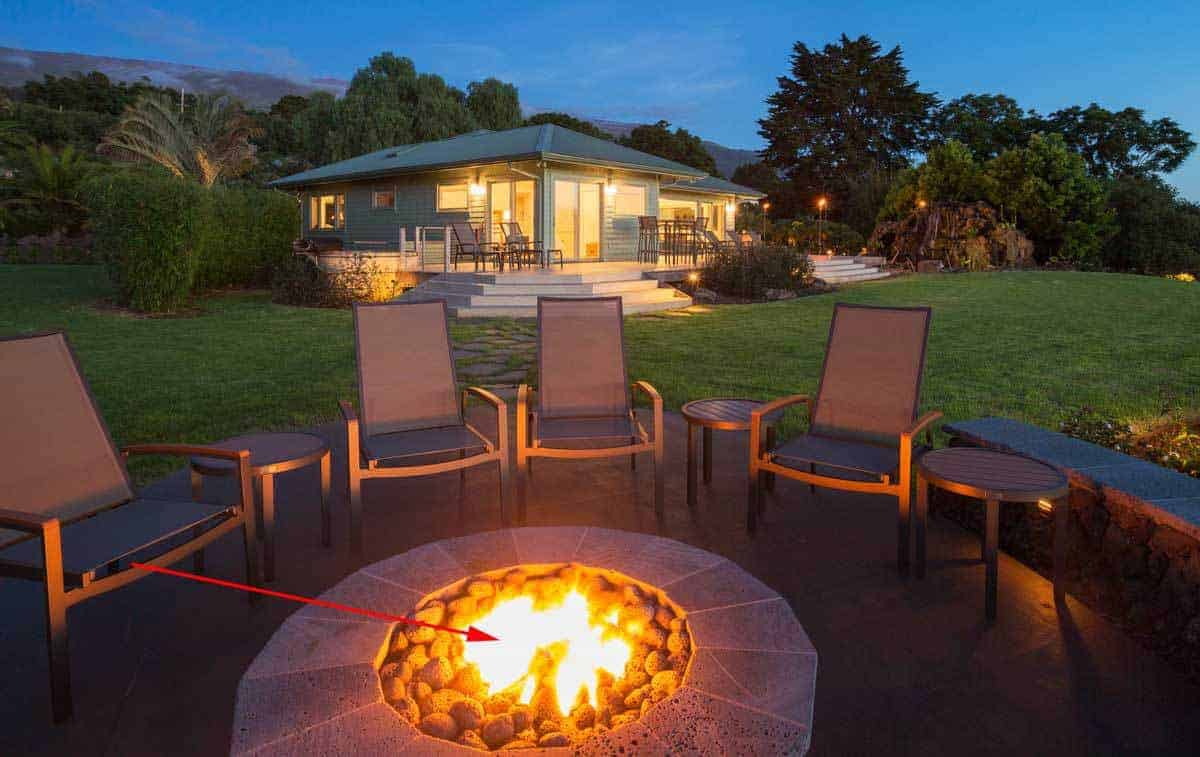 top 7 reasons for adding an outdoor fire pit to your backyard