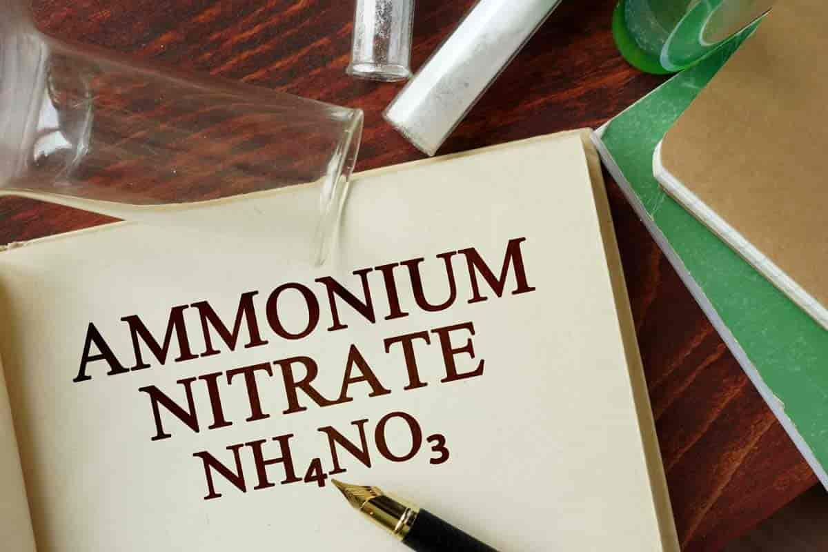 How To Use Ammonium Nitrate As A Fertilizer