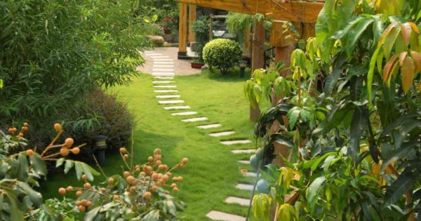 How To Succeed With Challenging Small Backyard Landscape Design -