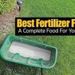 Best Fertilizer For Grass – A Complete Food For Your Lawn Type