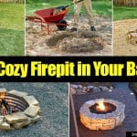 [Tutorial] On Building A Cozy Backyard Fire Pit