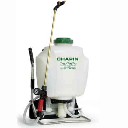 Chapin 62000 Tree Turf Pro Commercial Backpack Sprayer