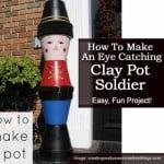 How To Make An Eye Catching Clay Pot Soldier