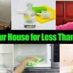 5 Bucks Or Less To Clean Your House