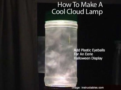 How To Make A Cool Cloud Lamp