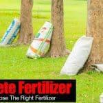 Complete Fertilizer: How To Choose The Right Fertilizer