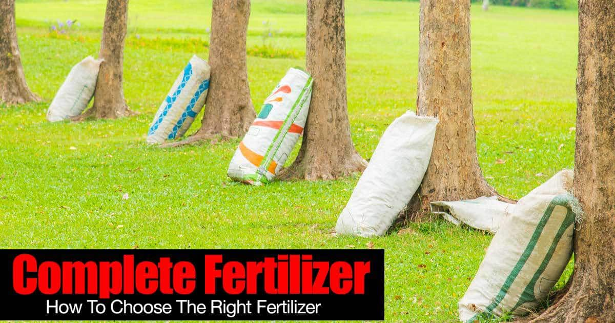 complete fertilizer