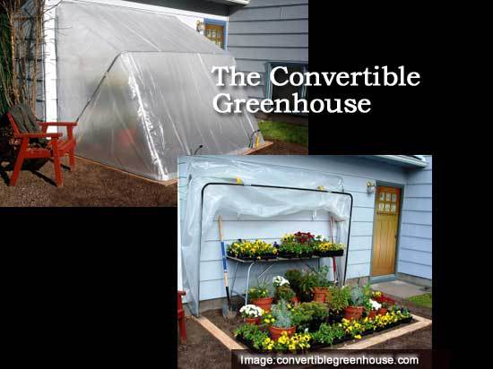 The Convertible Greenhouse Company