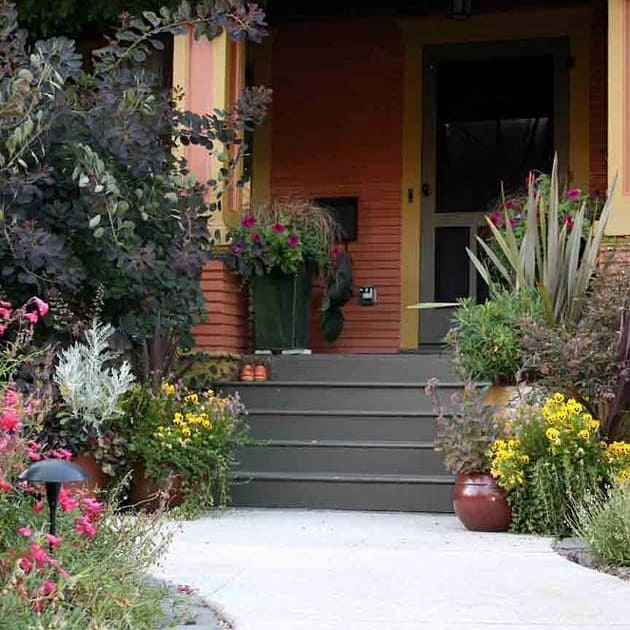 What First Impression Does Your Front Door And Walkway: First Impression Counts
