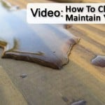 How To Clean and Maintain Your Deck: Video