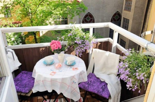 10 Small Balcony Garden Ideas How To Dress Up Your Balcony