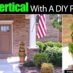 Go Vertical With A DIY Planter