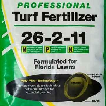 El mejor fertilizante para St Augustine Grass