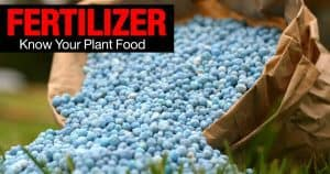 fertilizer prills