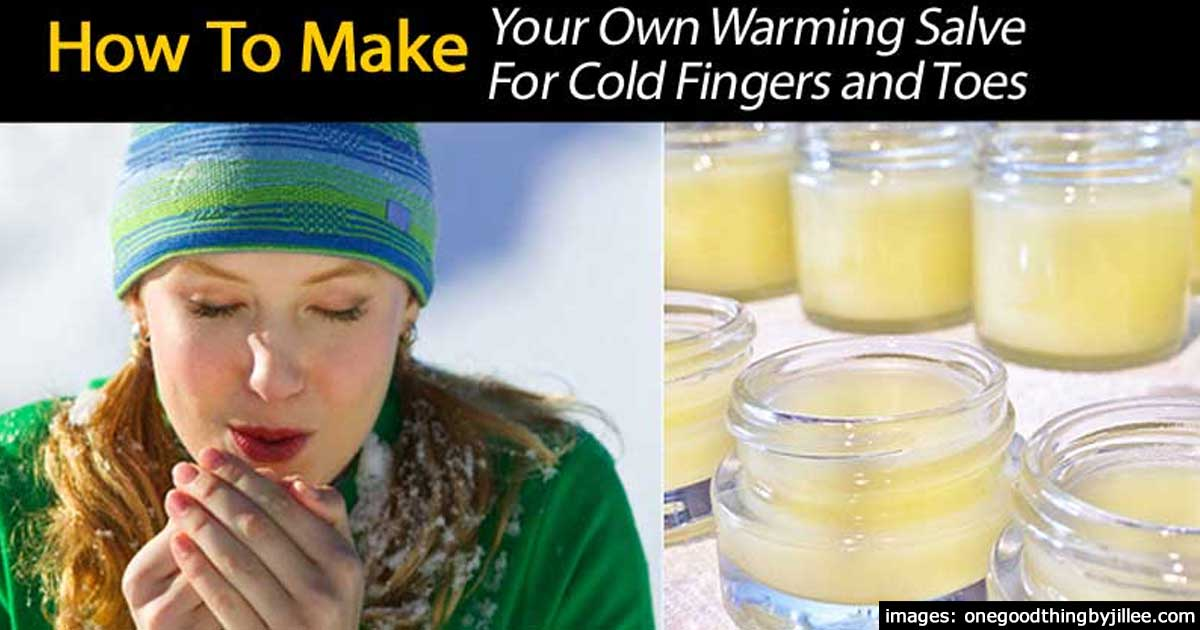 how to keep fingers warm in cold weather