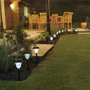 Well Planned Garden Lighting Highlights u201cLandscape Actorsu201d & Garden Lights - Exposing Landscape Mystery and Intrigue - azcodes.com