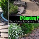 17 Garden Path Ideas: Great Ways To Create A Garden Walkway