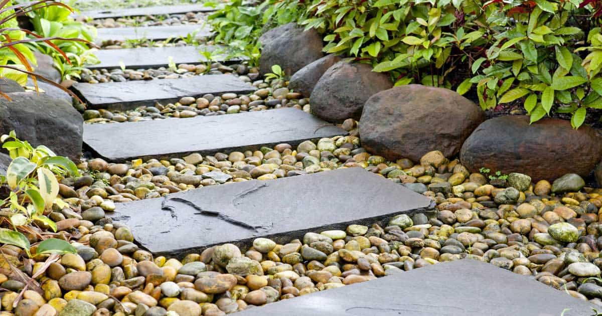 Garden Stone: How To Choose The Right Stone For Your Garden