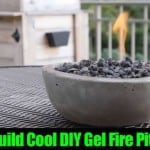 Make A Cool DIY Gel Fire Pit