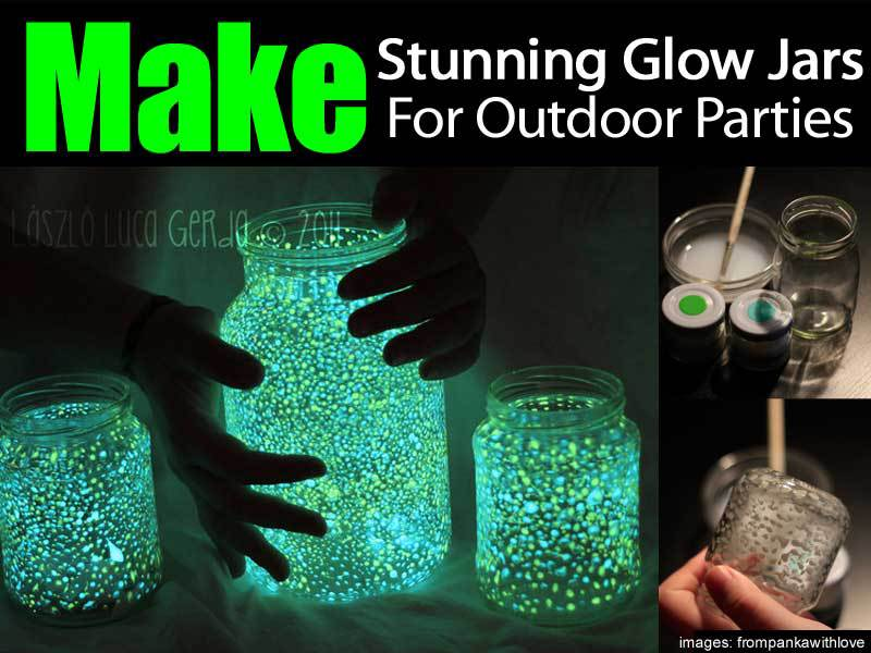 Mason Jar Outdoor Lights picture on how to make stunning glow jars with Mason Jar Outdoor Lights, Outdoor Lighting ideas d8619f8b55d324ac137c7bac2e63dd42