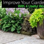 How To Improve Your Garden Design With 4 Useful Words
