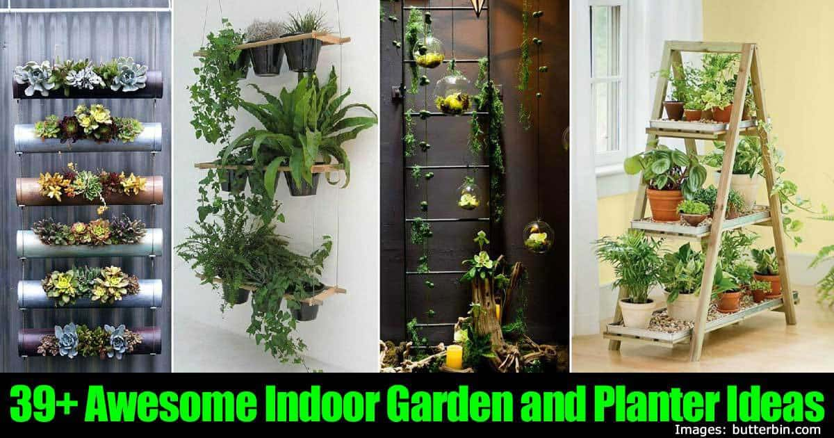 plants pot indoor and outdoor pre tend be curious 39 awesome indoor garden and planter ideas