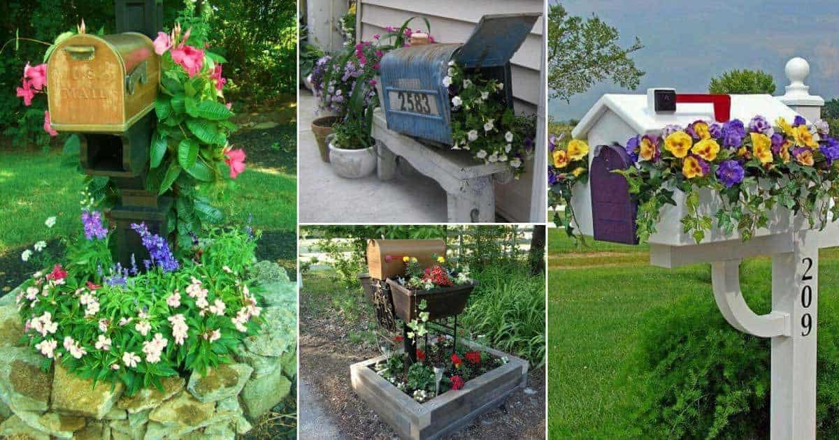 Incroyable Mailbox Garden Ideas