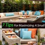 7 Tips For Maximizing A Small Patio