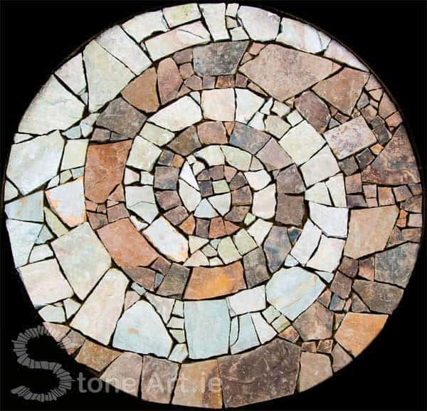 Mosaic Garden Stepping Stones Garden stepping stones 30 beautiful ways to decorate your garden source stoneartblogspot this stepping stone workwithnaturefo