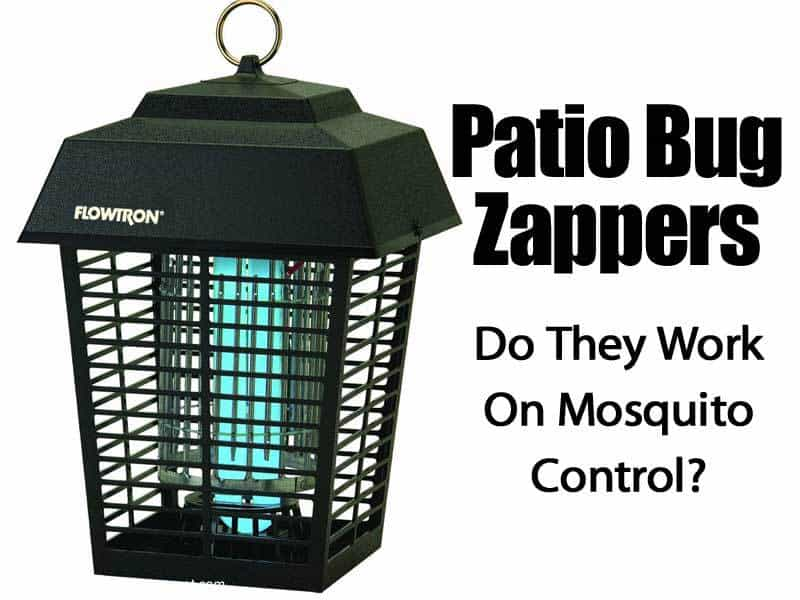 Marvelous Patio Bug Zappers U2013 Do They Work On Mosquito Control?