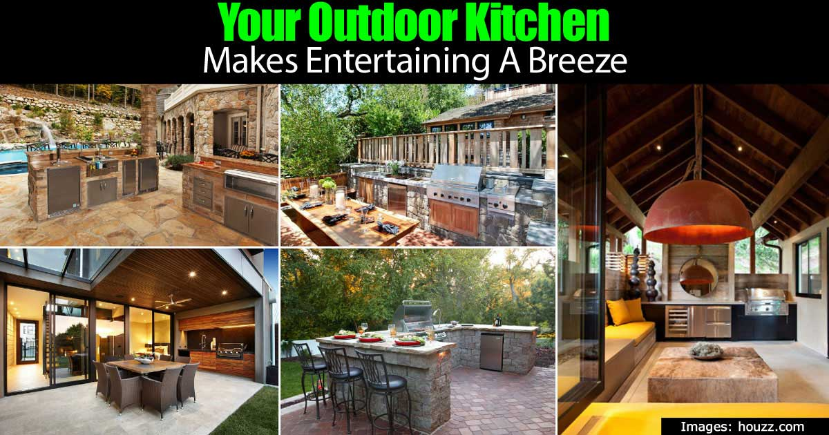 outdoor backyard kitchen ideas