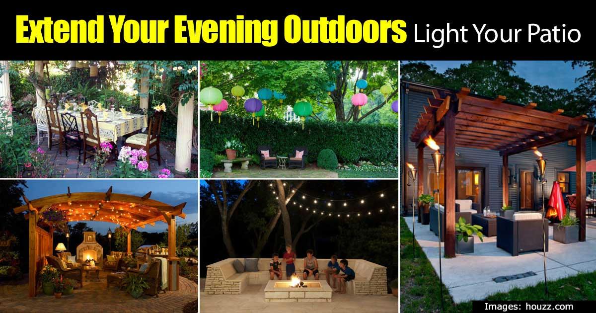 Outdoor Patio Lighting 93020152159