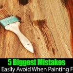 5 Biggest Mistakes You Can Easily Avoid When Painting Furniture