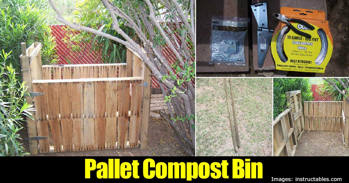 How To Make The Ultimate Compost Bin And Composting Benefits